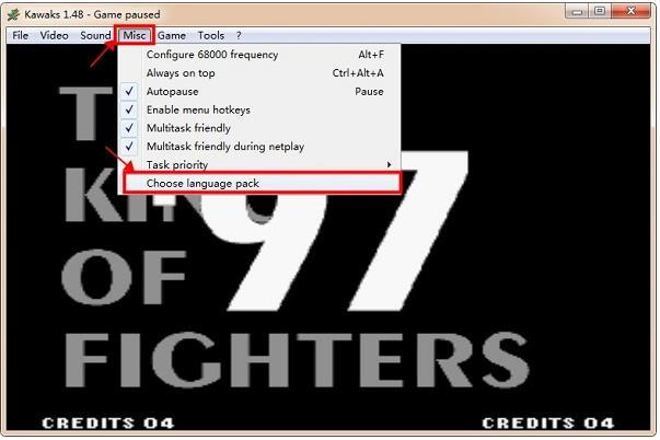 拳皇97单机版下载中文版-拳皇97单机版安卓下载