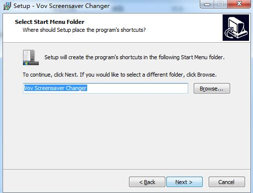 VoV Screensaver Changer截图