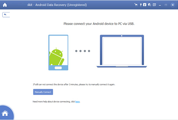 AnyMP4 Android Data Recovery截图