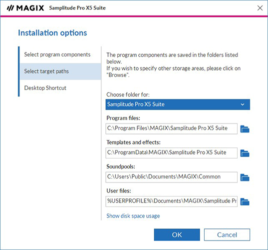 MAGIX Samplitude Pro X5 Suite截图