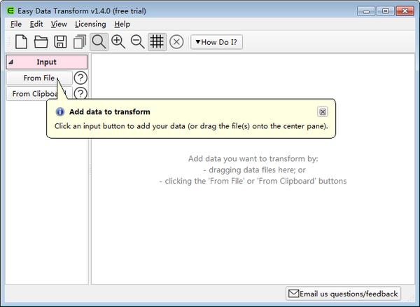 Easy Data Transform截图1