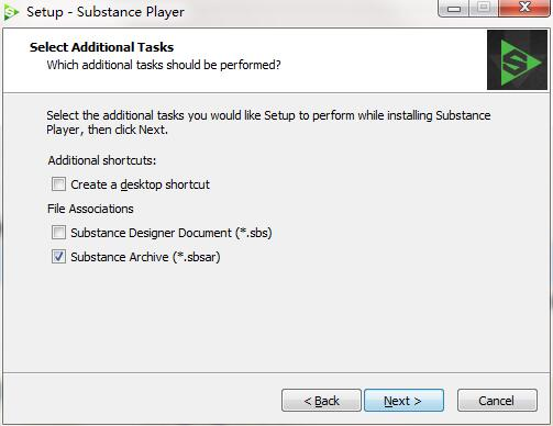 Substance Player