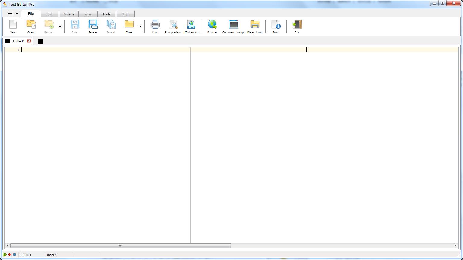 Text Editor Pro截图