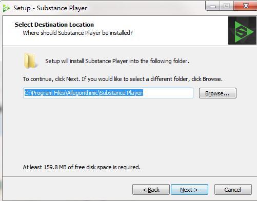 Substance Player截图