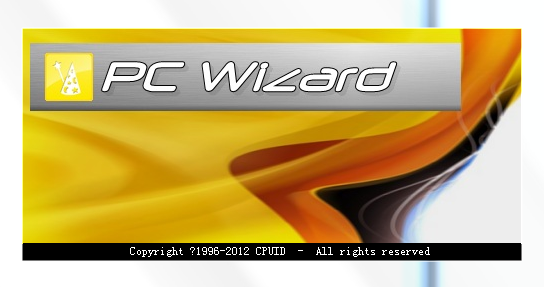 PC Wizard截图