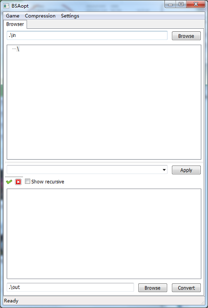 Bsa文件解包工具