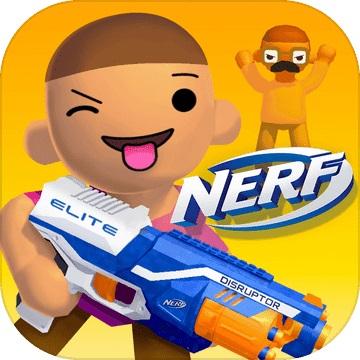 Nerf一起来捣蛋!