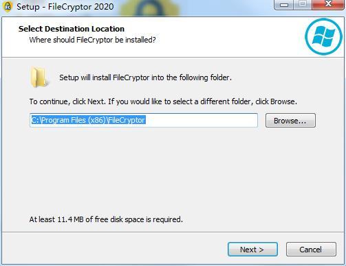Abelssoft FileCryptor截图