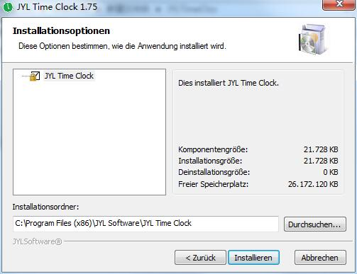 JYL TimeClock
