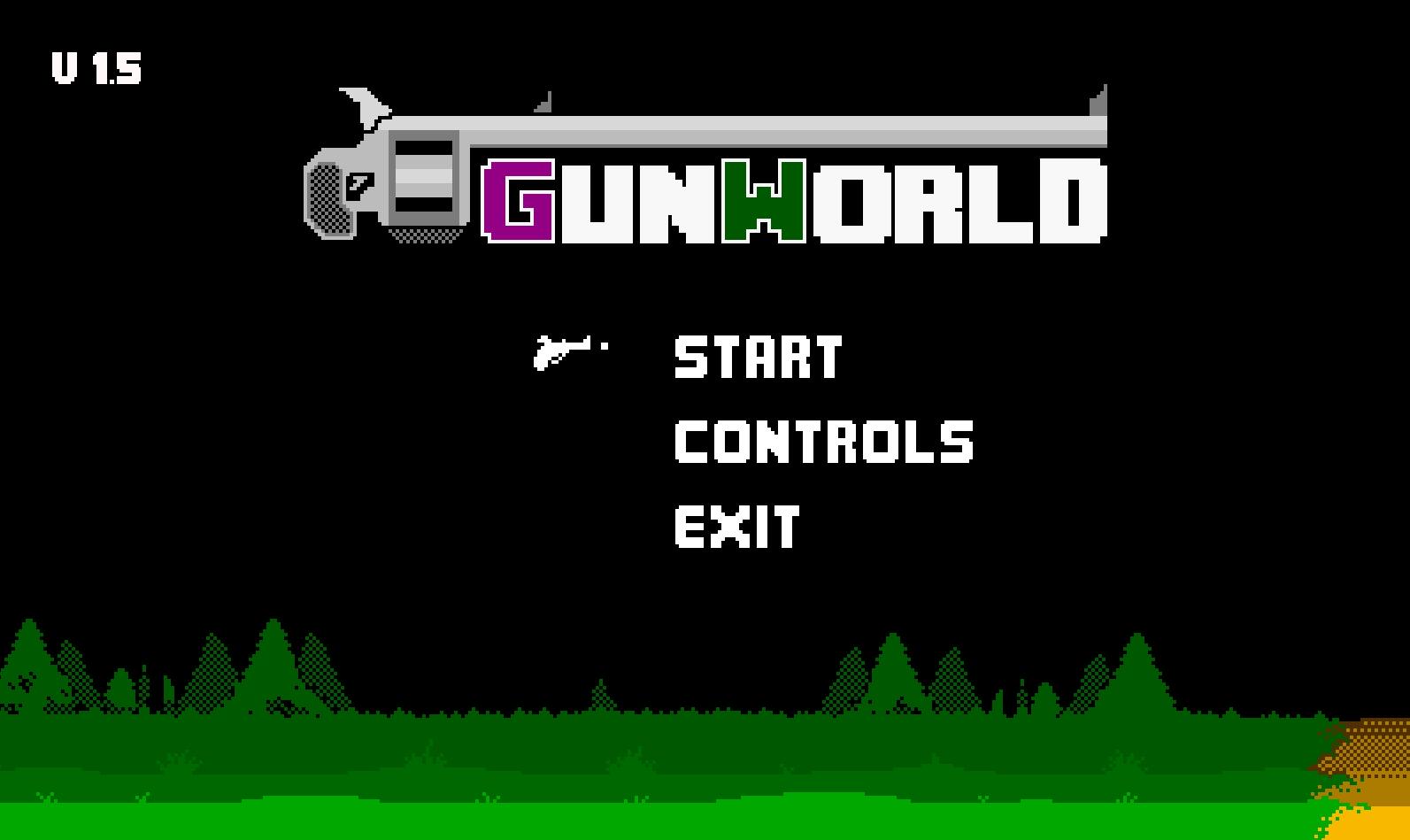 枪炮世界截图