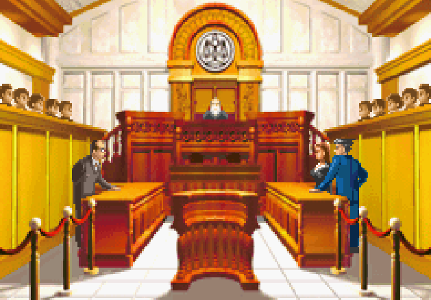 逆转裁判1