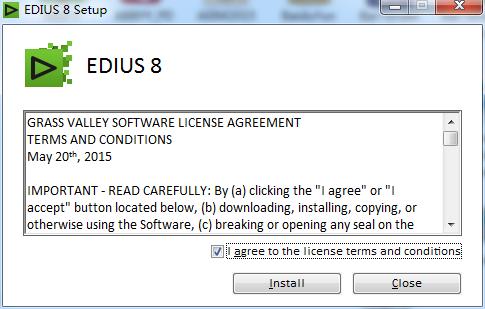 EDIUS Pro 8截图
