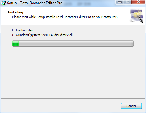 全能录音软件(Total Recorder Editor Pro)截图