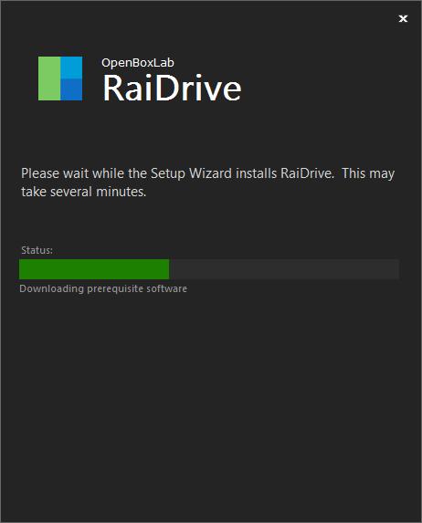 RaiDrive