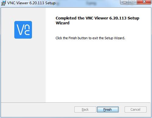 VNC Viewer截图