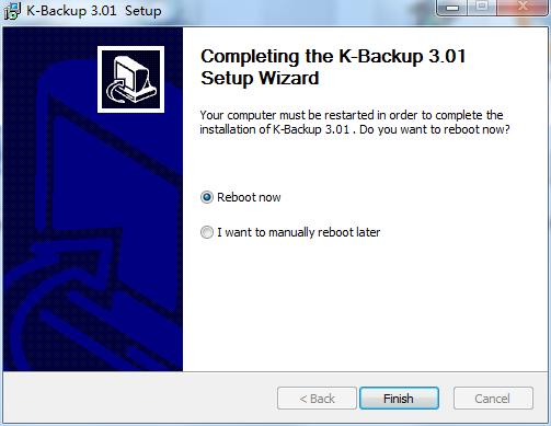 K-Backup