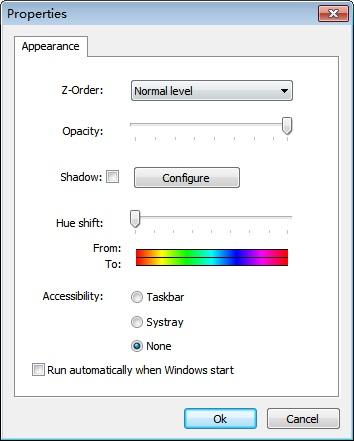 TB Shadow截图
