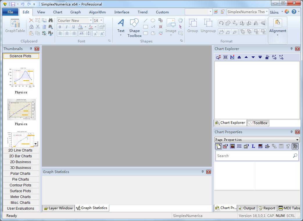 数据分析软件(SimplexNumerica)