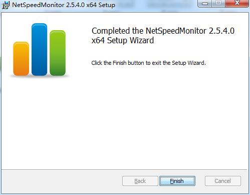 NetSpeedMonitor64位版截图