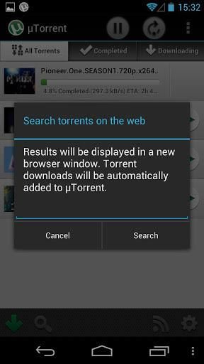 µTorrent Pro for Android