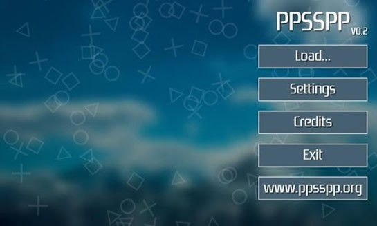 PPSSPP for Android