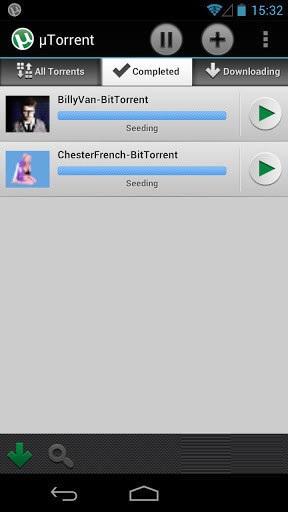 uTorrent Remote截图