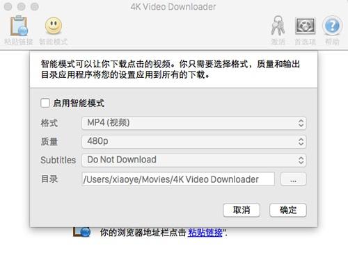 4k Video DownloaderMac版截图