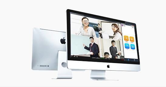 瞩目视频会议Mac版截图