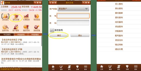 中国中投证券合一版通达信超强版截图