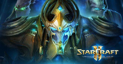 星際爭霸(Star Craft)截圖