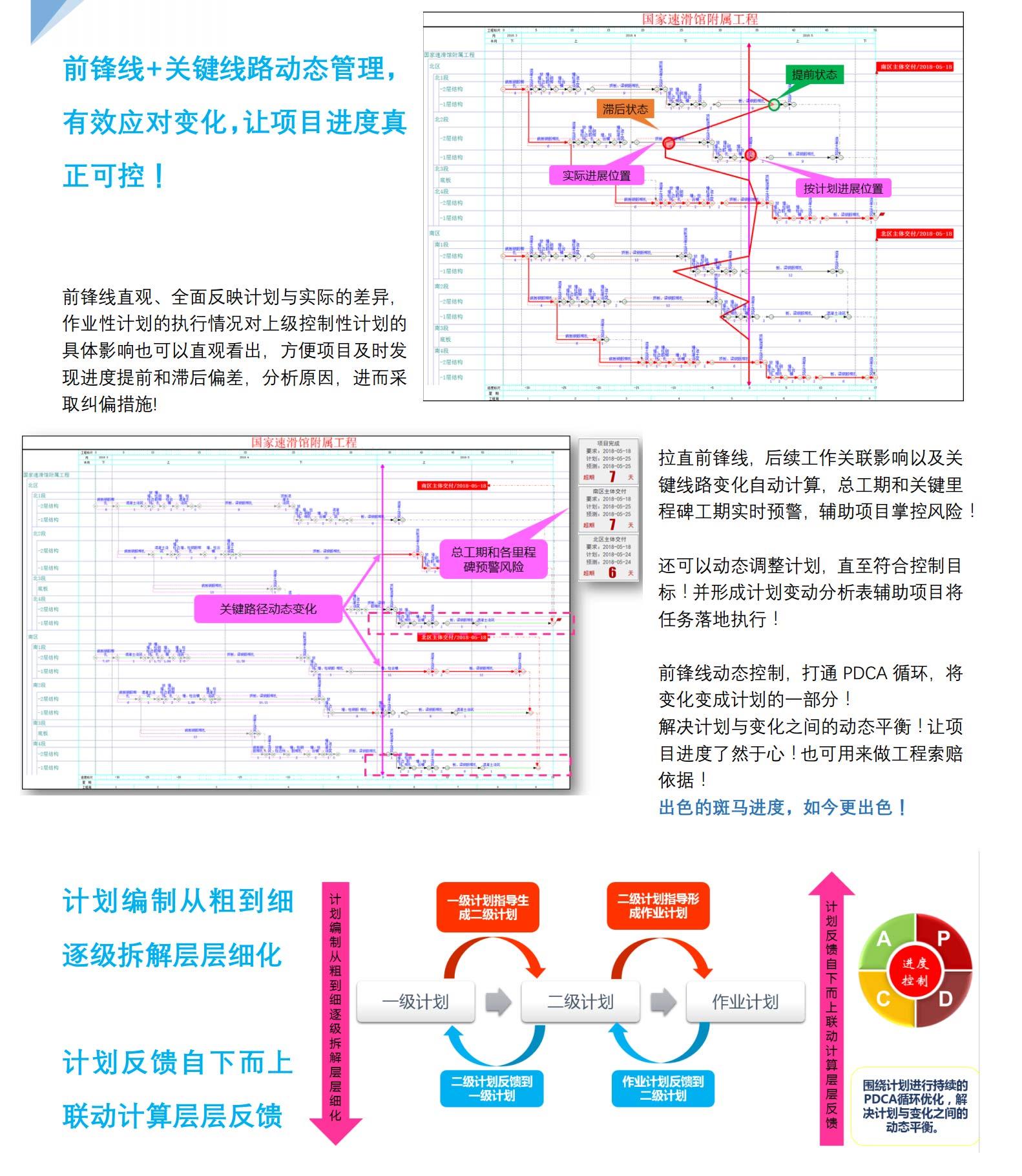 广联达斑马进度计划软件2020免费版截图
