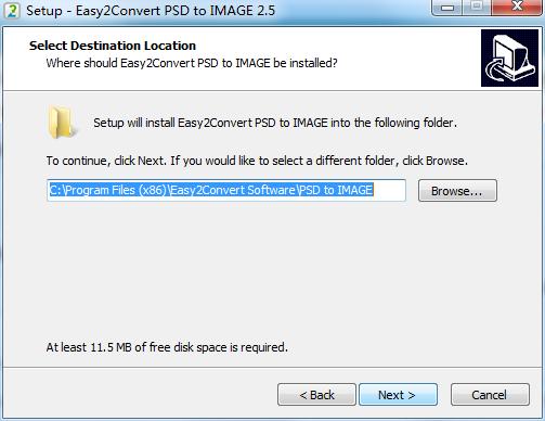 Easy2Convert PSD to IMAGE截图