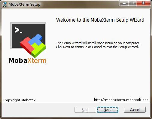 MobaXterm截图