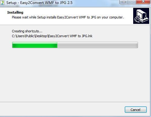 Easy2Convert WMF to JPG截图