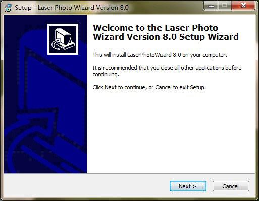 Laser Photo Wizard截图