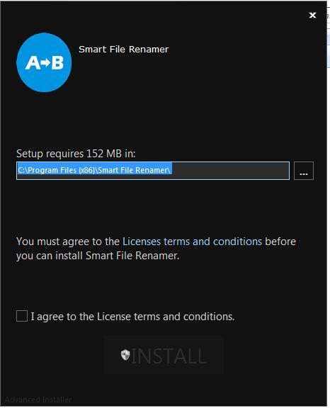 Qiplex Smart File Renamer截图