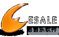 Esale服装连锁销售管理软件段首LOGO