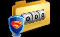 文件夹加密超级大师段首LOGO