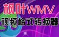 枫叶WMV视频格式转换器段首LOGO