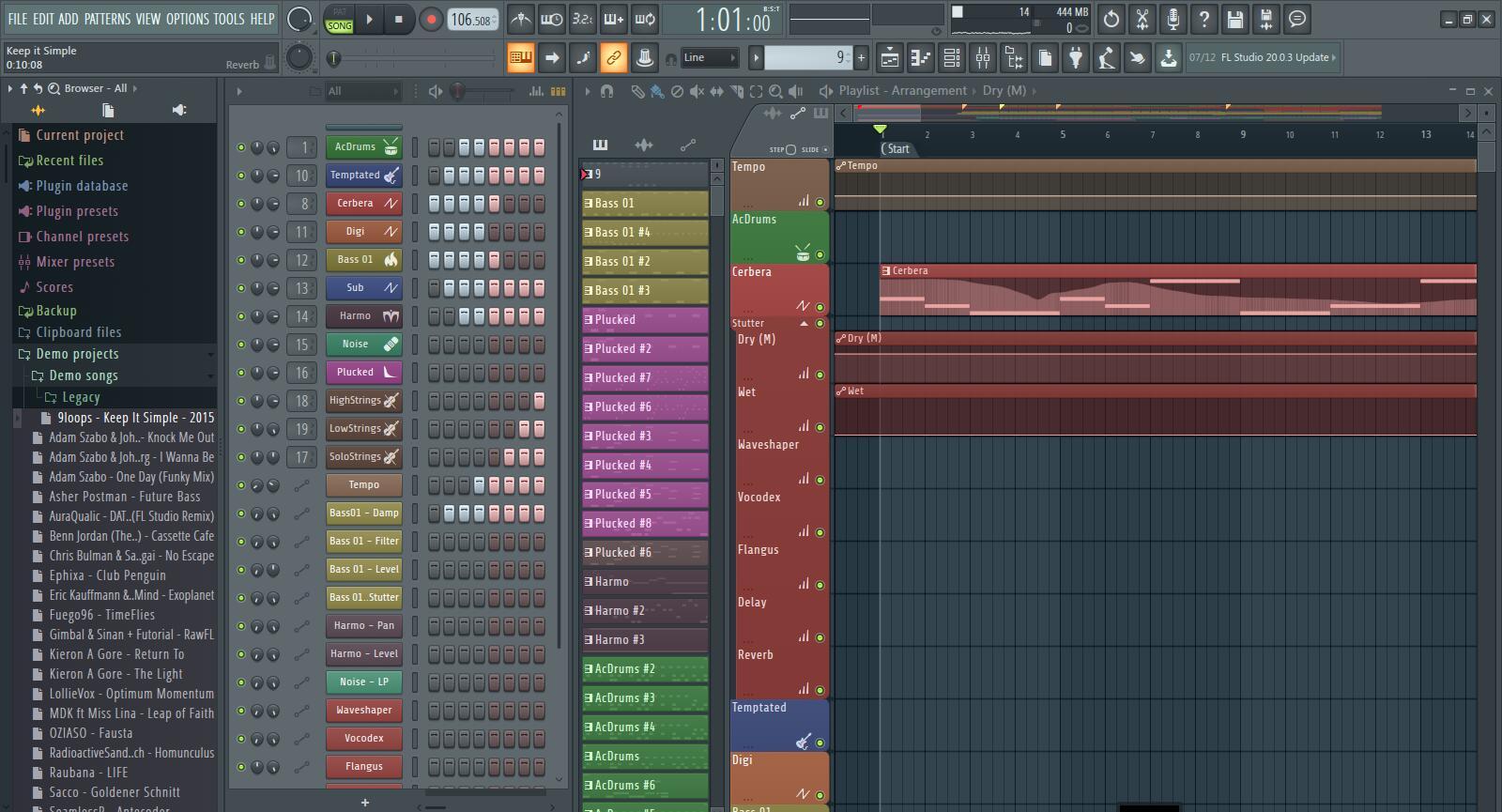FL Studio水果编曲软件截图2