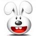 超级兔子LOGO