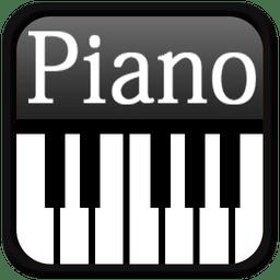 键盘钢琴LOGO