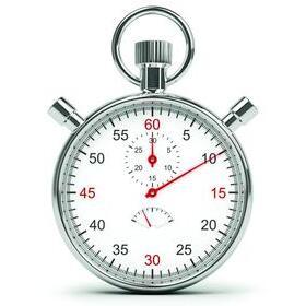分秒计时器