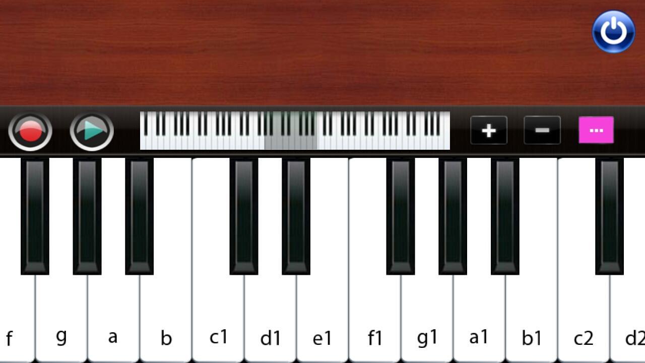 手机钢琴截图3