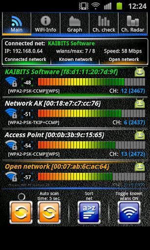 无线网络分析专业版