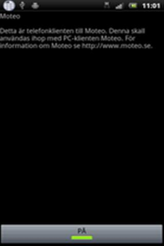 Moteo Android客户端截图2