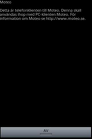 Moteo Android客户端截图1