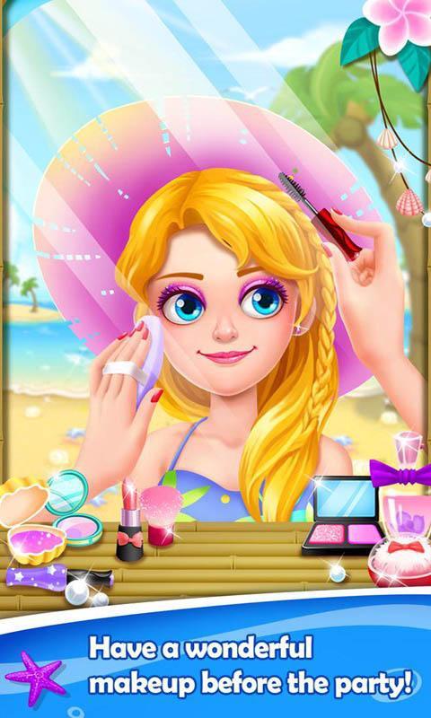 芭比公主换装游戏截图1