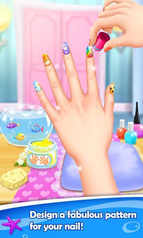芭比公主换装游戏截图2