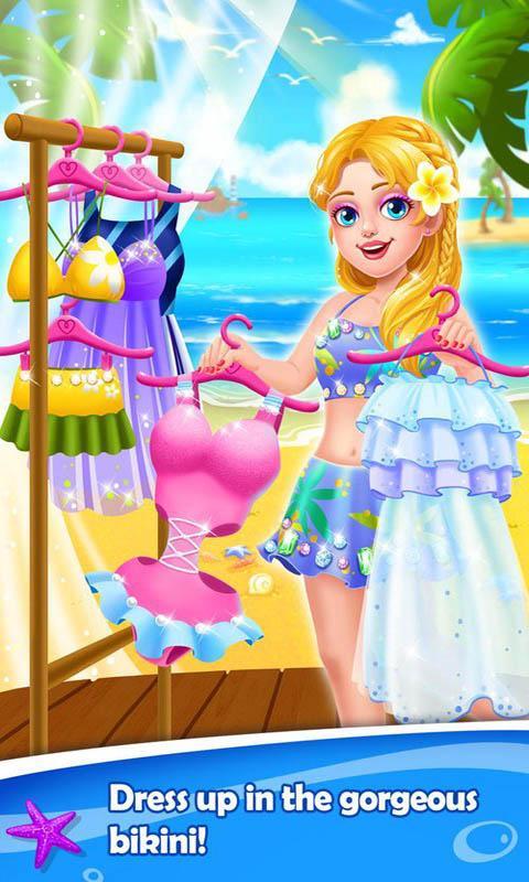 芭比公主换装游戏截图3
